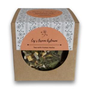 Čaj s lesními bylinami