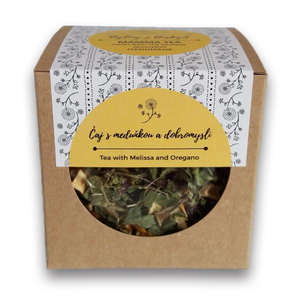 Čaj smeduňkou a dobromyslí